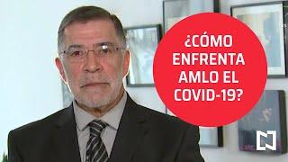 AMLO y el coronavirus, análisis de René Delgado en Despierta