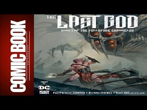 The Last God #1 | COMIC BOOK UNIVERSITY