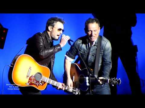 Bruce Springsteen & Eric Church  -  Stand Up for Heroes