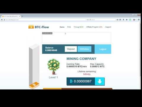 BTC-Flow Is It A Scam? Bitcoin Faucet
