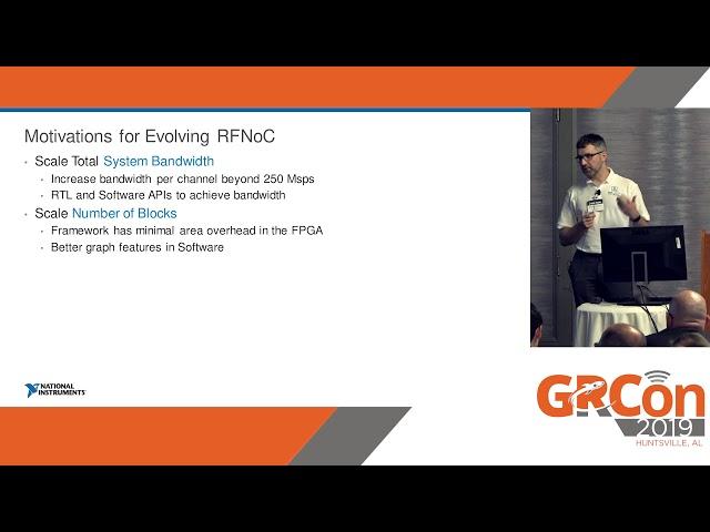 GRCon19 - UHD Four-O by Martin Braun
