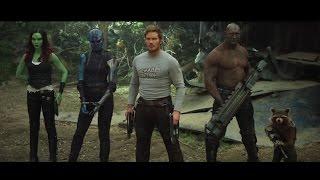 Стражи Галактики. Часть 2 / Guardians of the Galaxy Vol  2 (2017) Второй дублированный трейлер HD