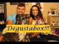 DEGUSTABOX UNBOXING AND TASTING: July 2018!