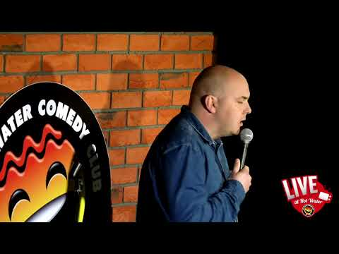 Jonathan Williams   LIVE at Hot Water Comedy Club