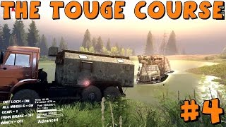 Spin Tires | The Hill | The Touge Course! | With Gunner4568 | Part 4
