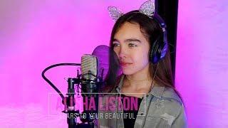 Scars To Your Beautiful - Alessia Cara | Alisha Liston (age 10) Cover