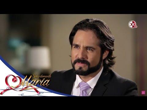 Alejandro habla de María | Rumbo al Gran Final | Simplemente María