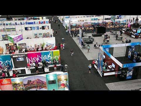 IPW USA Travel Trade Show, WASHINGTON, D.C. JUNE 2017