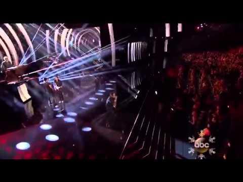 Luke Bryan - That's My Kind Of Night (American Music Awards 2013)