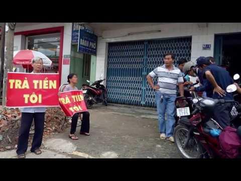Dân Khóc Ròng Vì Mất Tiền T.ỉ Khi Gửi Vào Quỹ Tín Dụng ở Đồng Nai
