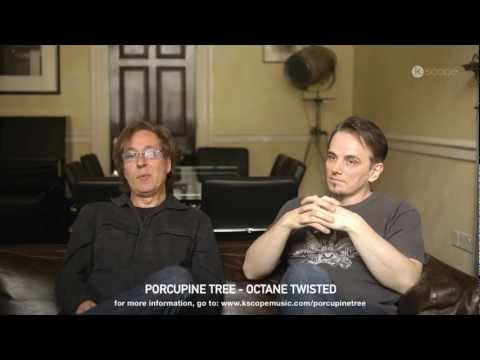 Porcupine Tree - Gavin Harrison and Richard Barbieri discuss Octane Twisted