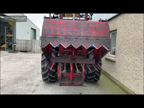 Used Redrock 4ft 6in Rear Shear Grab