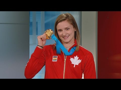 Wresting Gold For Canada: Genevieve Morrison
