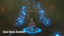 The Legend of Zelda Breath of the Wild   Nebenaufgabe Die schwarze Serie