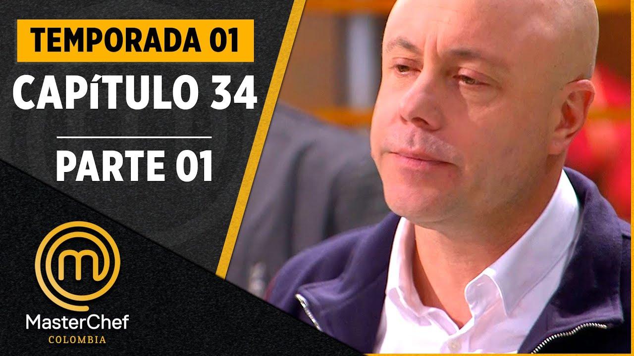 CAPÍTULO 34- 1/2: Comida del corazón | TEMPORADA 1 | MASTERCHEF COLOMBIA