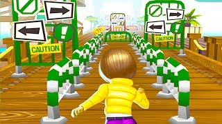 Subway Rush Runner #38   Android Gameplay   Friction Games