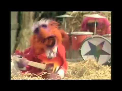     Raining Muppets    