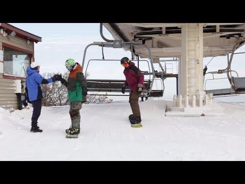 Nov. 12, 2017 Wachusett Mountain Snow Report
