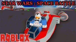 EFC JOINS THE STAR WARS REPUBLIC STAR FLEET!! | ROBLOX SIMULATOR
