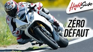 High Side teste la Triumph Daytona 675 R... et son ancêtre !