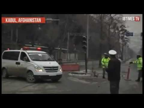 Afghan Spy Agency HQ in Kabul attacked by Paki-punjabi ISI