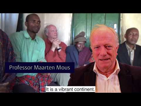 Study The Master African Studies At Leiden University