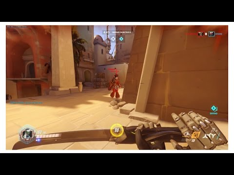 In-depth Genji guide to treating a Mercy player