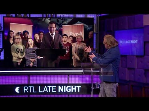 Jan Jaap is er hélemaal klaar mee! - RTL LATE NIGHT