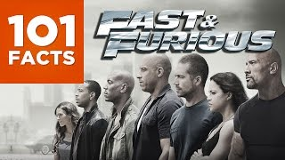 101 Facts About Fast & Furious