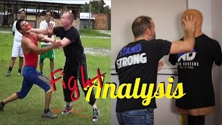 Fight Analysis - How to  EYE Gouge in a STREET FIGHT with Nick Drossos