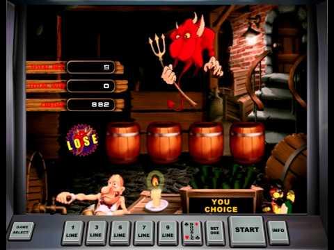 Игровой автомат Черти - Lucky Drink (Belatra)