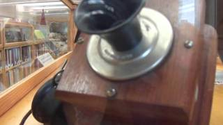 Check This Early 1900's Antique Phones