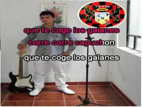la capuchona los 50 de joselito karaoke por yeifer quintero bernal (karaoke  tropical)