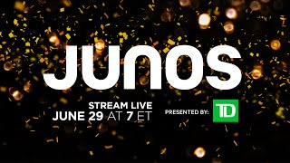 The Junos Presented By Td | Stream Live