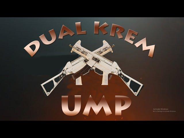 Tips dan review skin senjata UMP PUBG Mobile