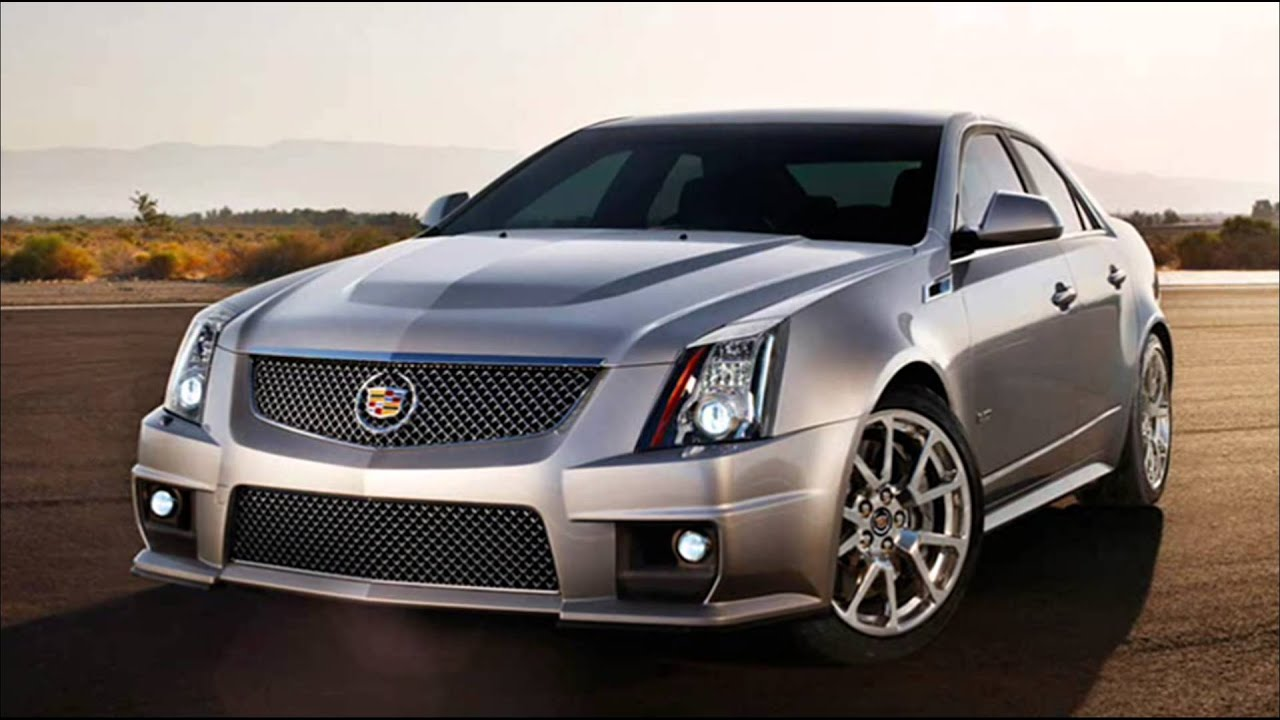 2013 Cadillac CTS-V Sport Sedan 6.2 V8 Supercharged 556 Hp