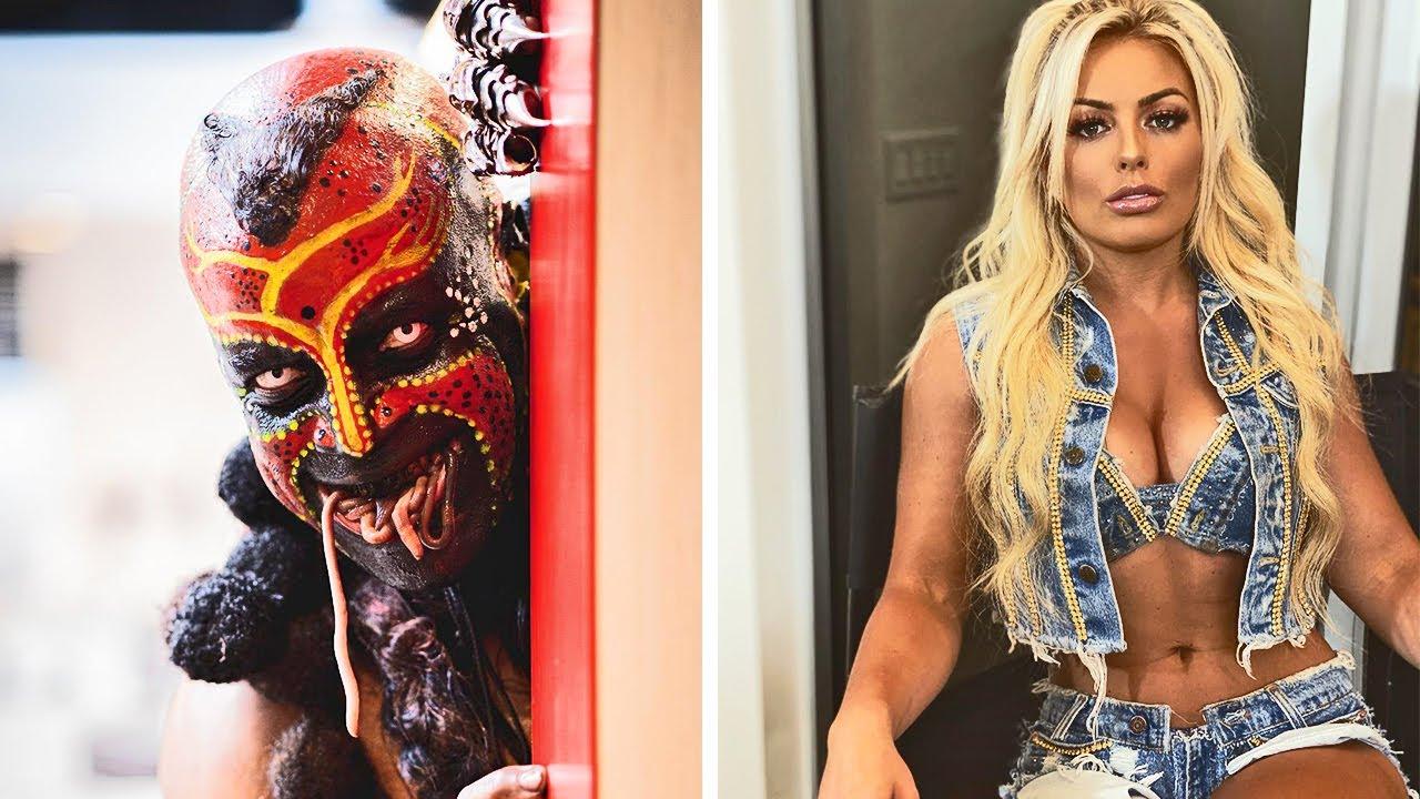 Boogeyman Returning to WWE?...Mandy Rose Fail…Tessa Blanchard in 2K Battlegrounds…Wrestling News