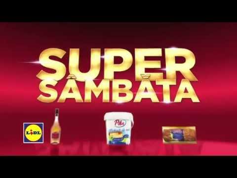 Super Sambata la Lidl • 30 Iulie 2016