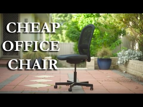 ikea flintan office chair review the best chair for 69 99 youtube