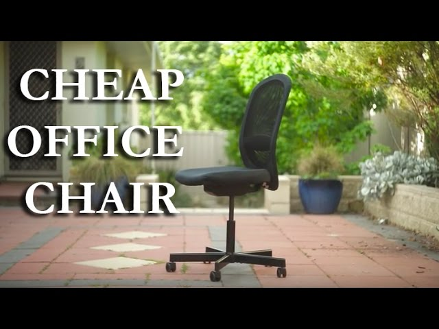Ikea Flintan Office Chair Review | The Best Chair for $69.99?