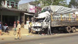 Tin Tức 24h  : Tai nạn giao thông liên hoàn trên quốc lộ 6 đoạn qua huyện Cao Phong, tỉnh Hòa Bình