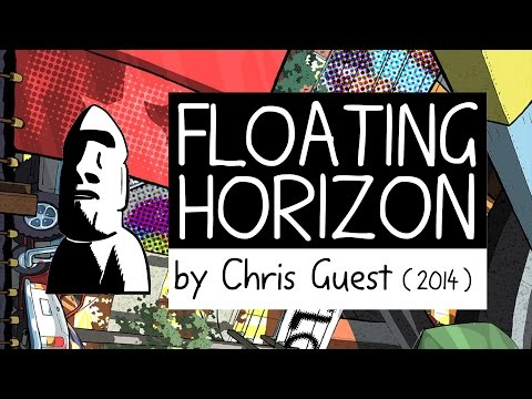 """Floating Horizon"" by Chris Guest (2014) comic review - graphic novel recommendations"
