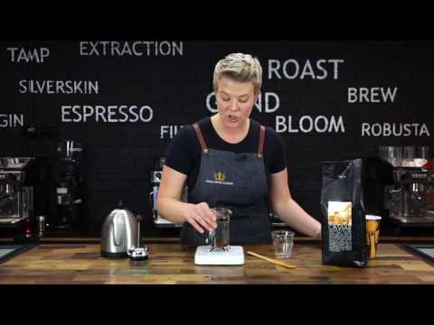 How To: French Press | Crema Coffee Garage