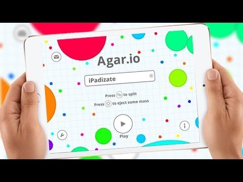 Agar.io - iPad, iPhone - El Juego Viral de iOS Más Adictivo de la App Store