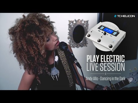 Andy Allo + Play Electric: Dancing in the Dark (Bruce Springsteen cover)