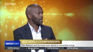 CGTN: Ethiopia's Tirunesh Dibaba Looks Ahead to London IAAF World Championships.