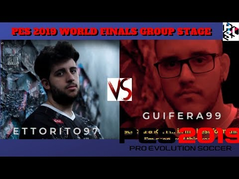 PES19: ETTORITO X GUIFERA PES League 2019 World Finals - 1v1 GROUP STAGE