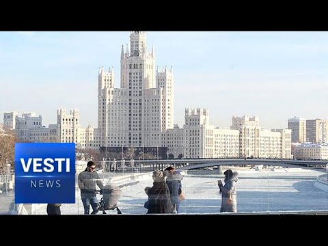 Moscow Takes Coveted Sixth Spot in Top Ten Cities of Europe Expert List