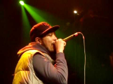 Oddisee - Once Again @ Blender Theatre, NYC