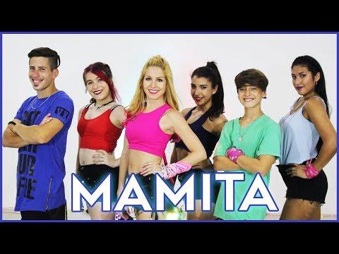 CNCO - Mamita | Coreografia | A bailar con Maga ft. CNCO!!